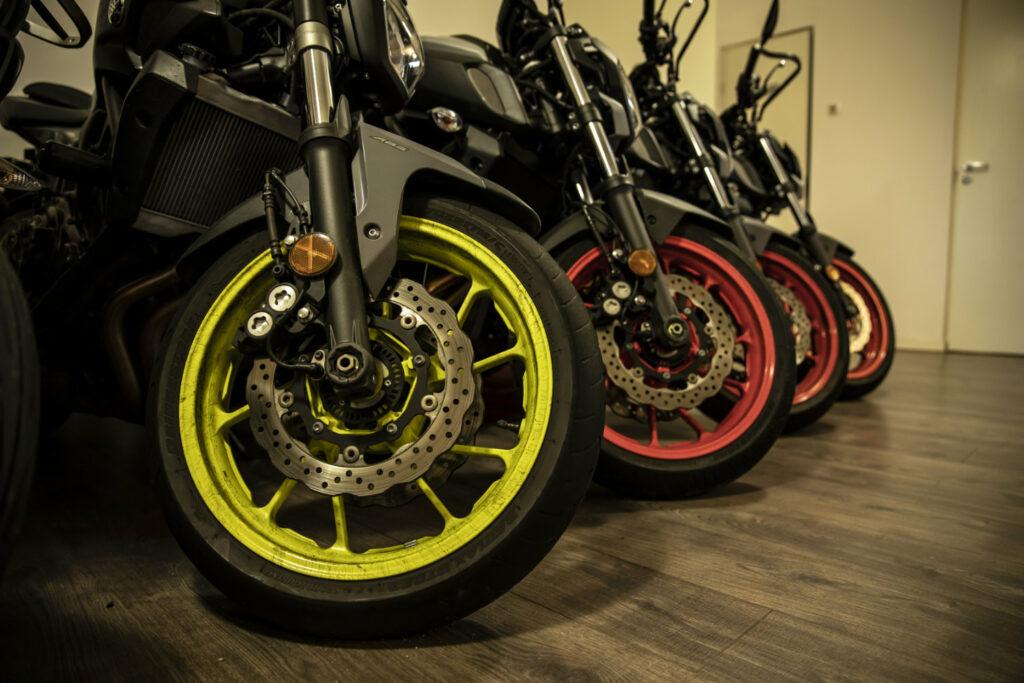 Riskutbildning Motorcykel