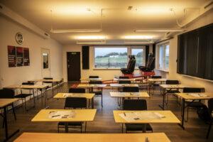 rum för riskettan utbildning